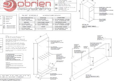 Architectural Drafting Documentation Services Sydney